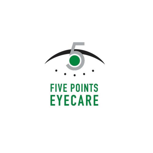 Five Points Eye Care Logo