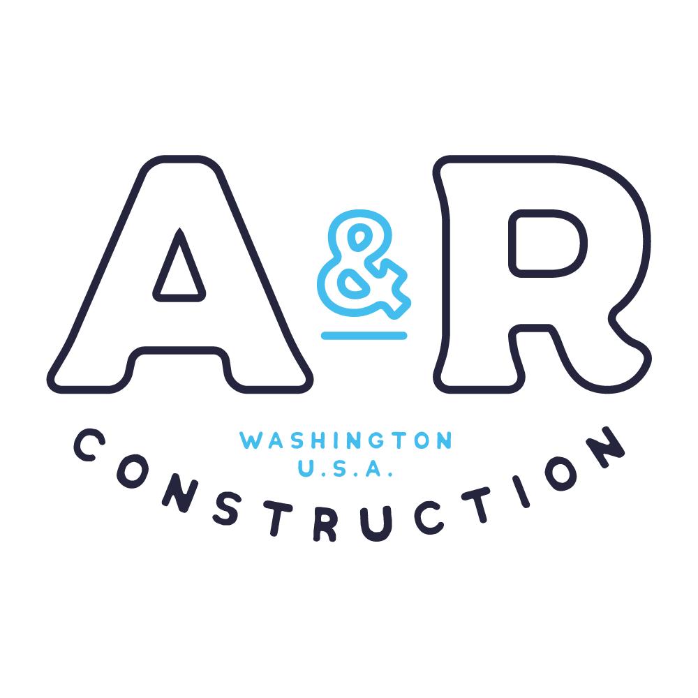 A&R Construction Logo