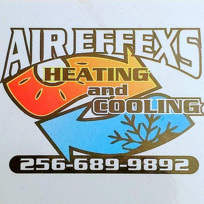Air Effexs Heating and Cooling Logo