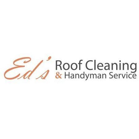 Ed's Tile & Shingle Roof Cleaning Logo