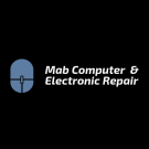 Mab Computer and Electronic Repair Logo