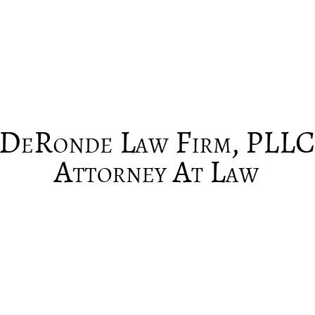 DeRonde Law Firm, PLLC Attorneys At Law Logo