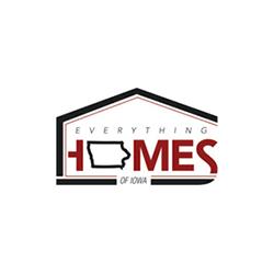 Everything Homes of Iowa Logo