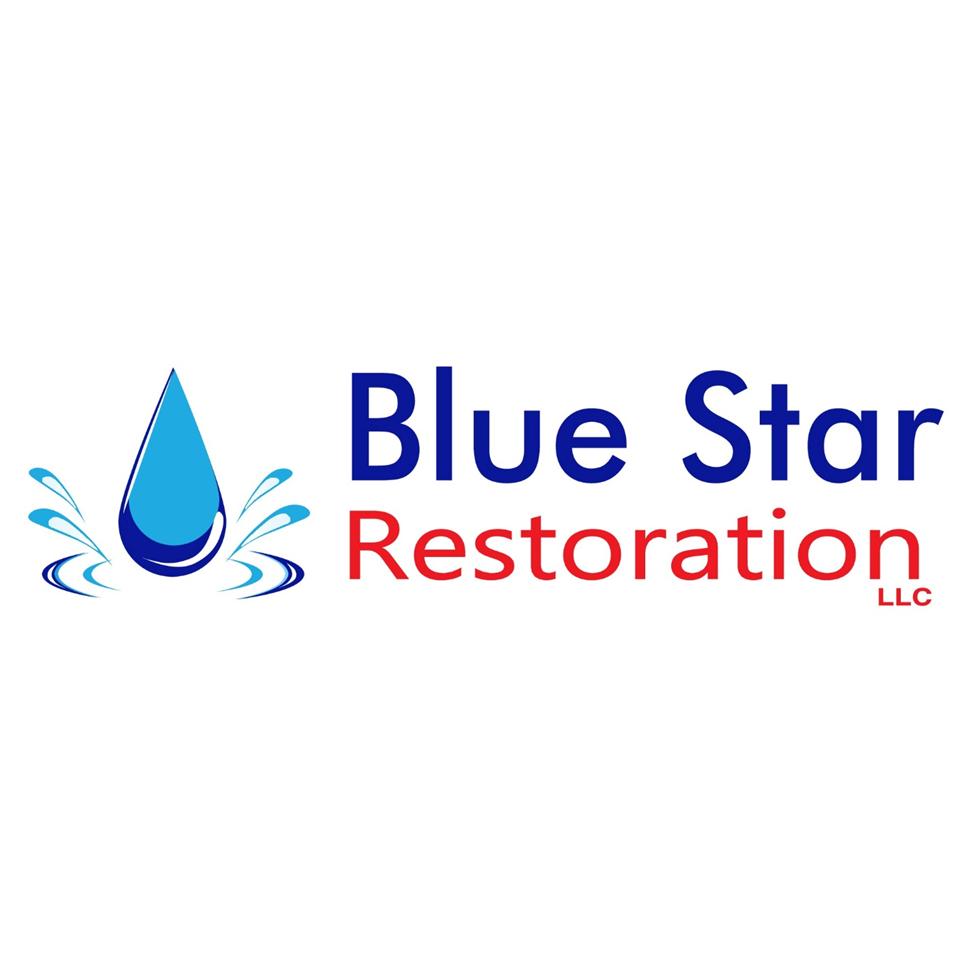 Blue Star Restoration, LLC Logo
