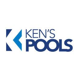 Ken's Pools, LLC Logo