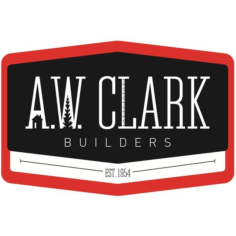 A. W. Clark Builders Logo