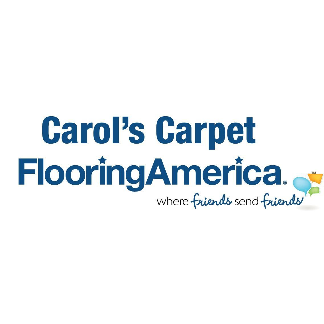 Carol's Carpet Flooring America Logo
