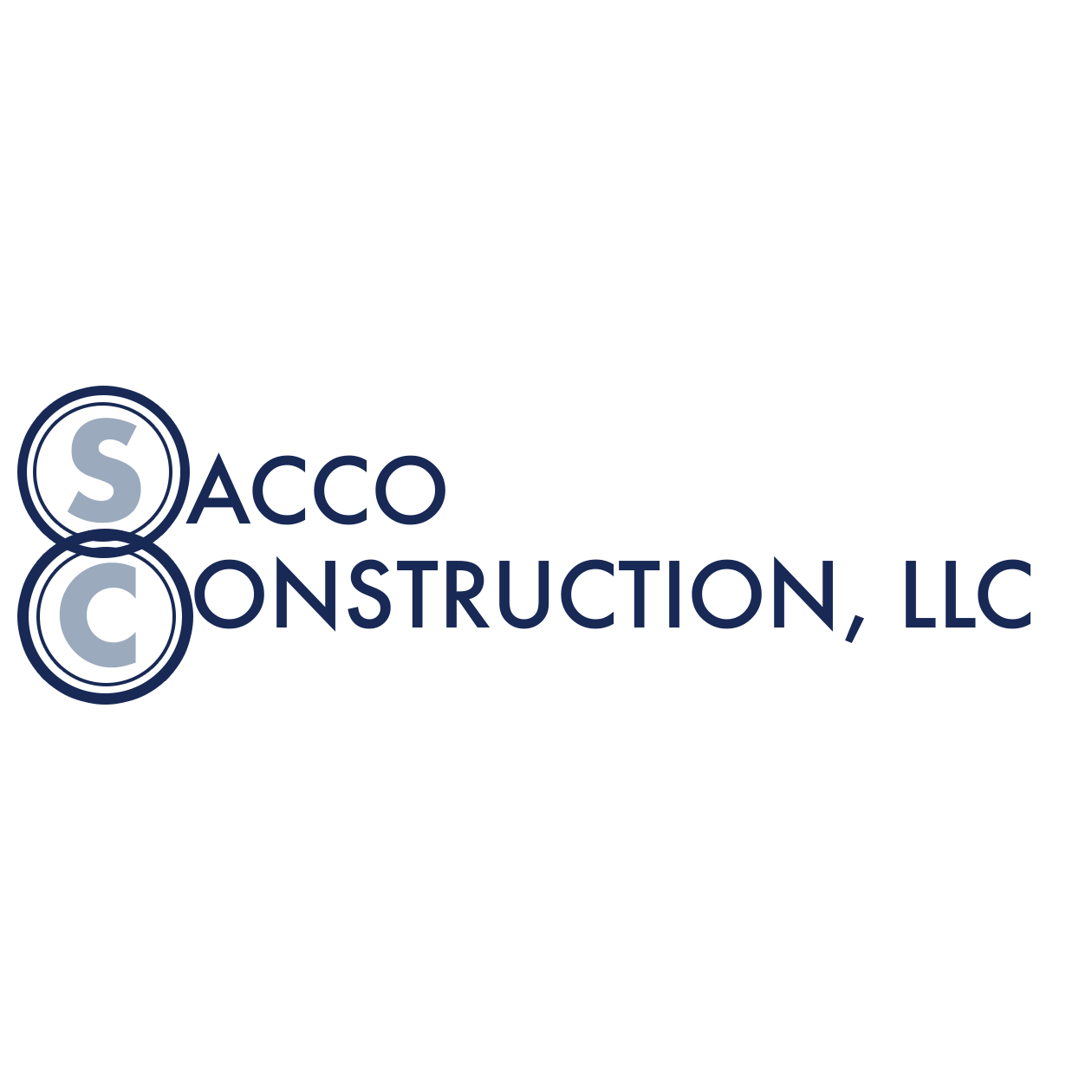 Sacco Construction, LLC Logo