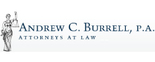 Andrew C. Burrell, P.A. - Workers Compensation Logo