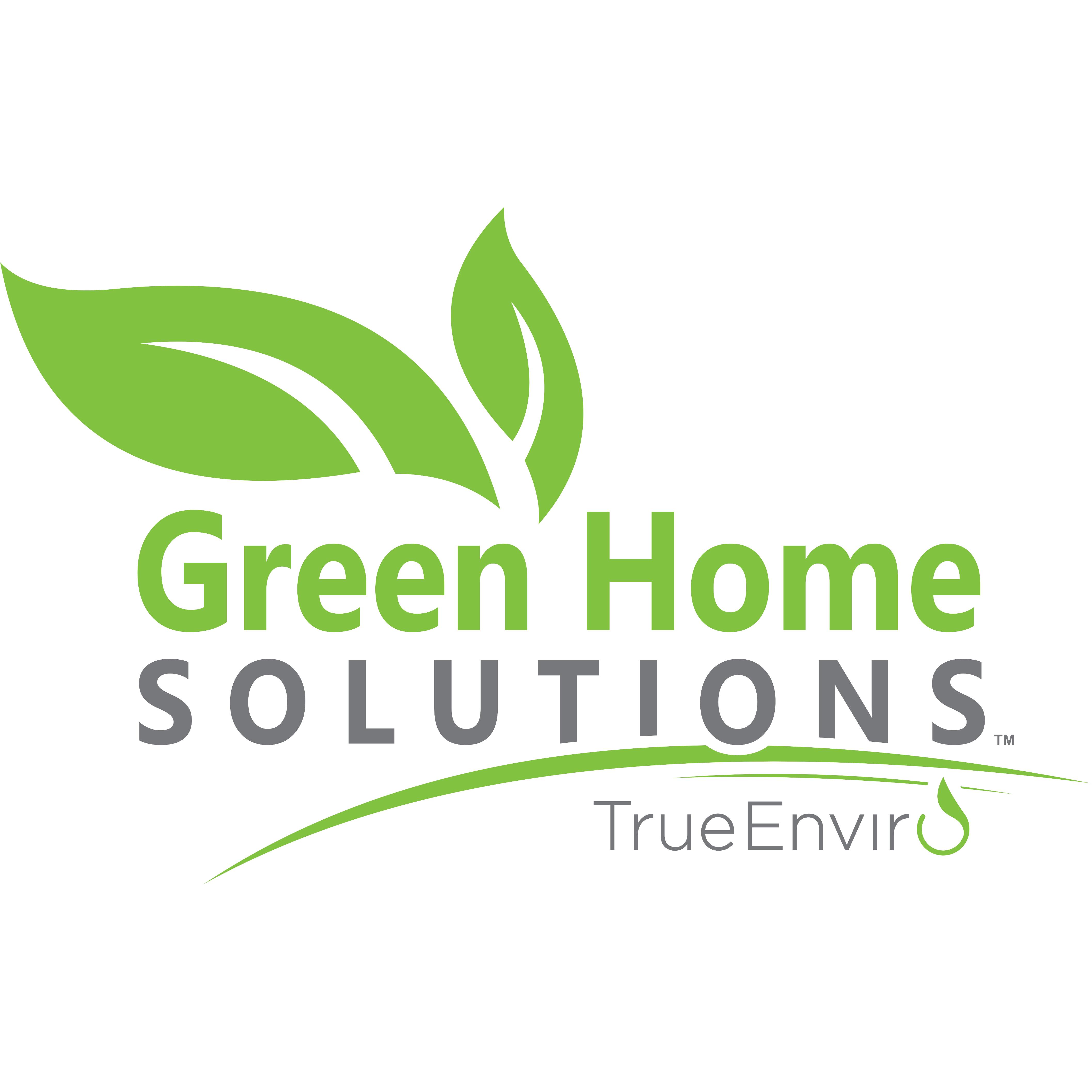 Green Home Solutions TrueEnviro Sacramento Logo