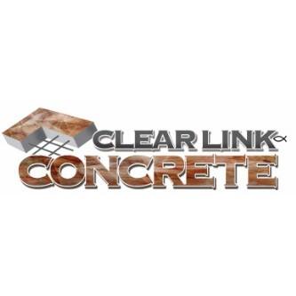 Clear Link Concrete Logo