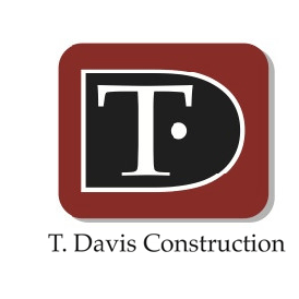 T. Davis Construction, Inc. Logo