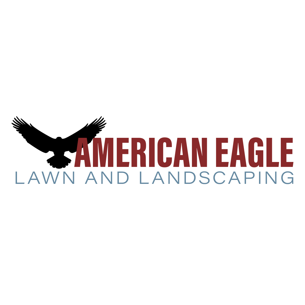 American Eagle Lawn and Landscaping Logo