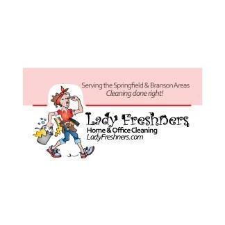 LADY FRESHNERS Logo