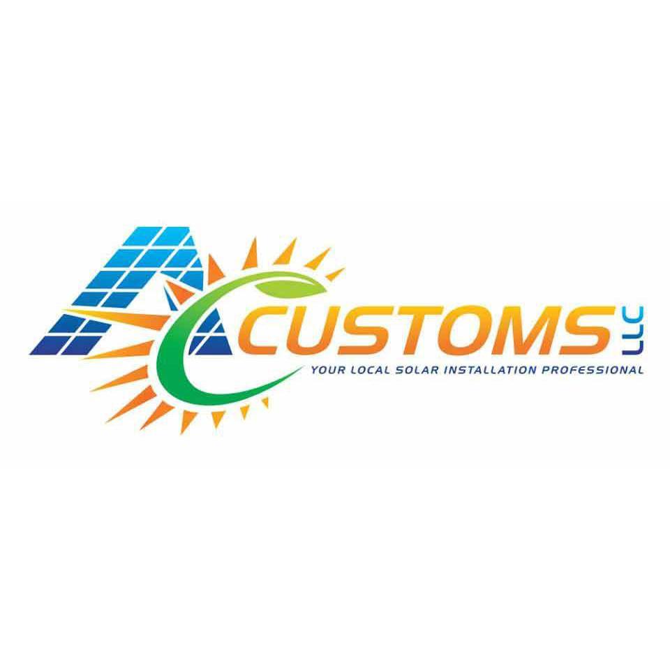 AC Customs, LLC Logo