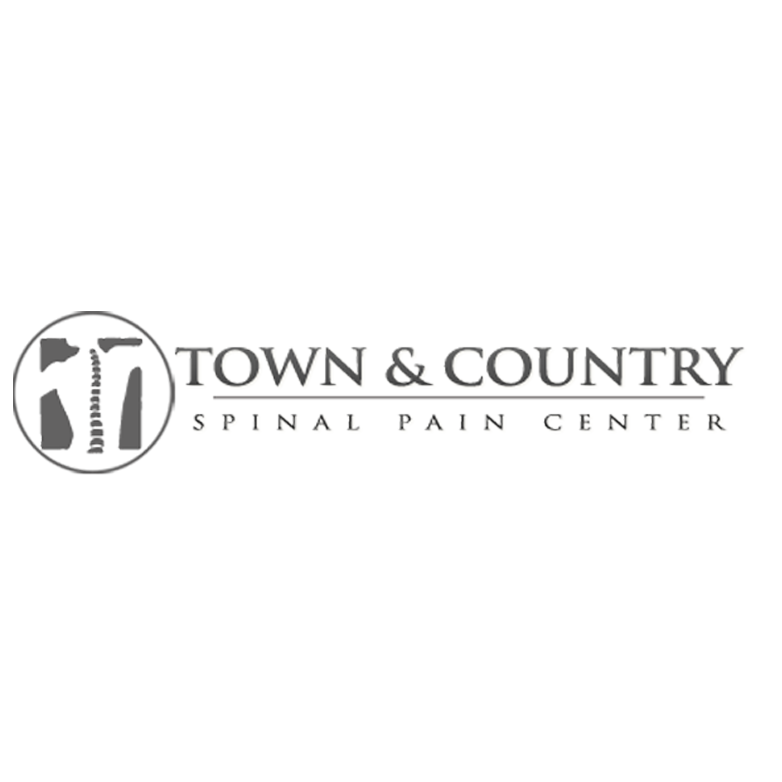 Town & Country Spinal Pain Center Logo