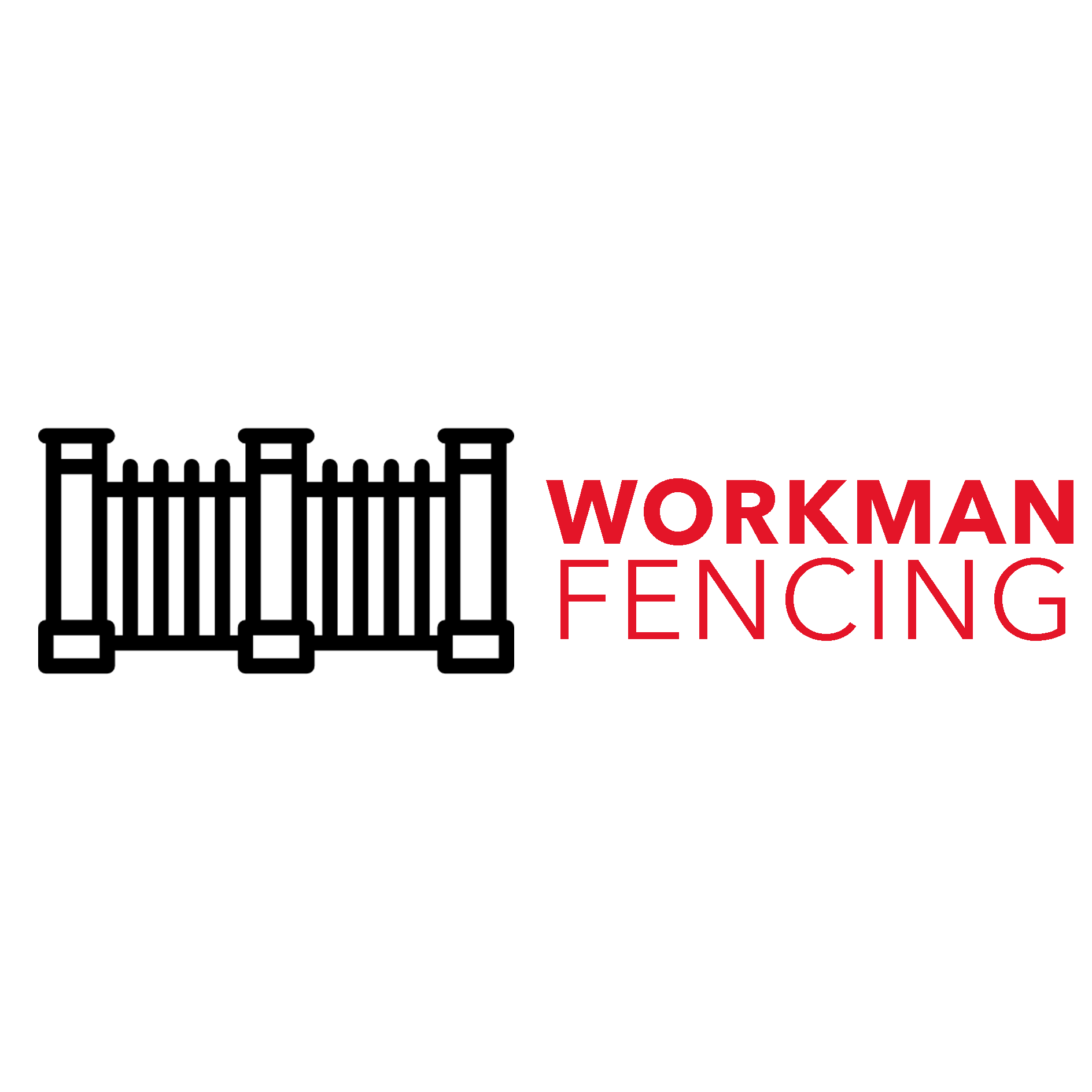 Workman Fencing Logo