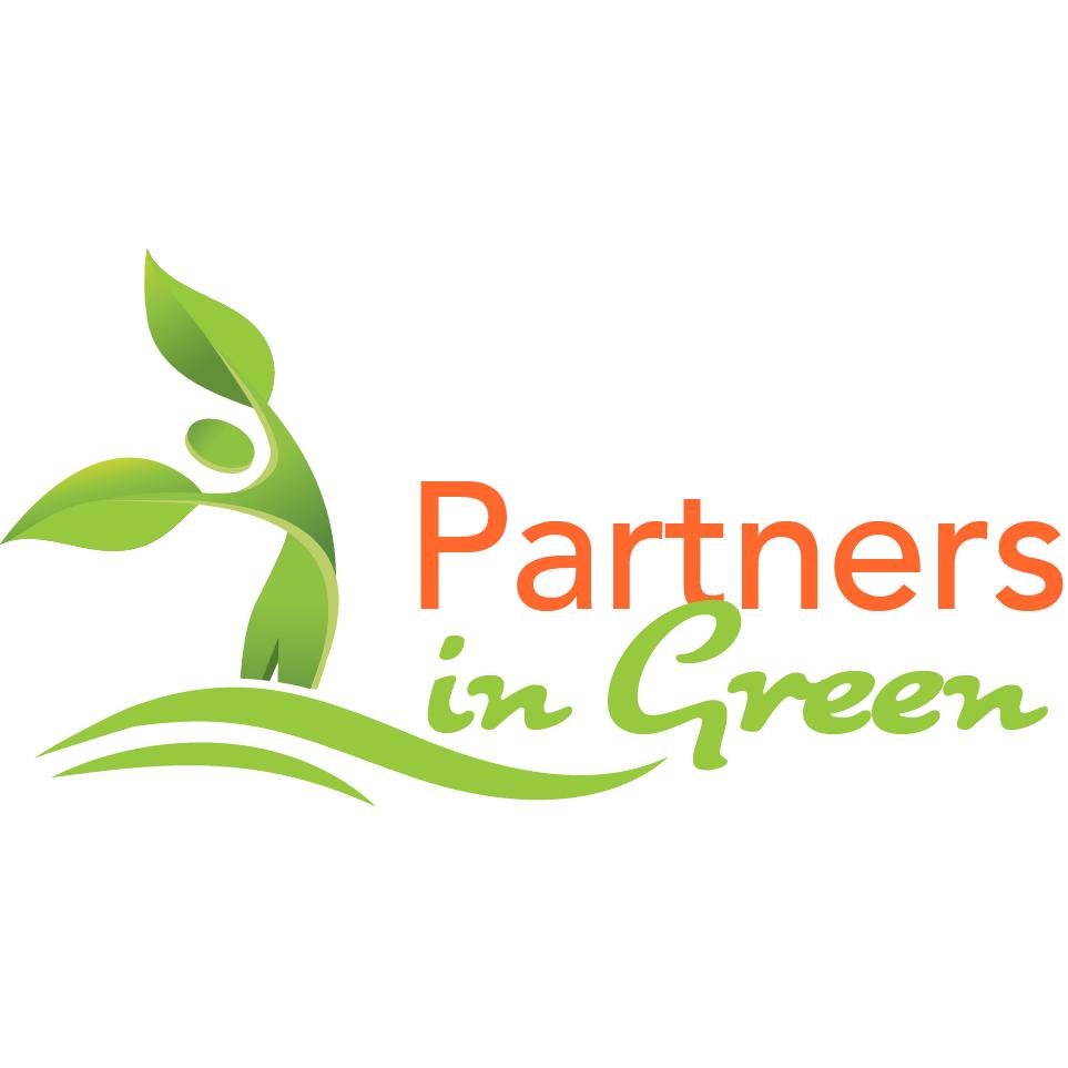 Partners in Green Logo