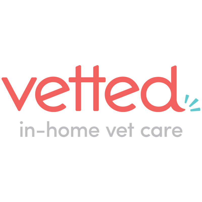 Vetted In-Home Pet Care (House Calls) Logo