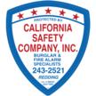 California Safety Company, Inc. Logo