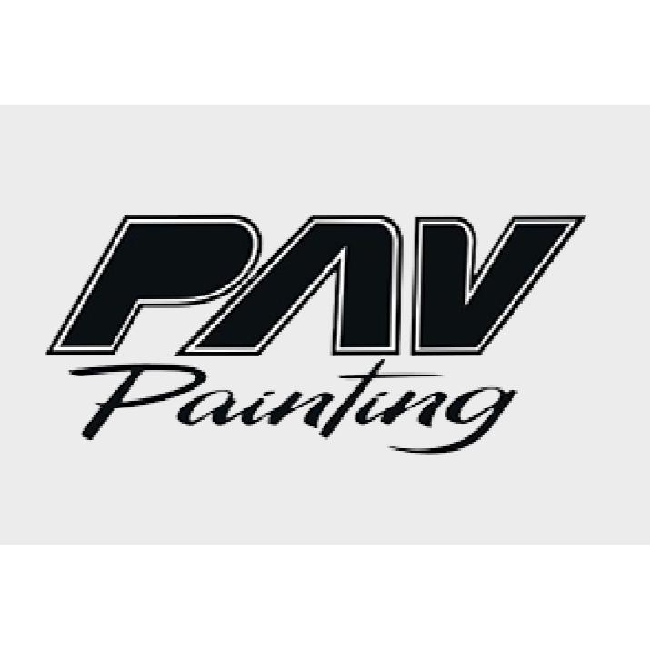 PAV Painting Logo