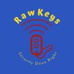 Rawkeys locksmith Logo