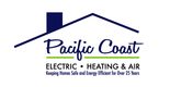 Pacific Coast HVAC Logo