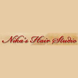 Nika's Hair Studio Logo