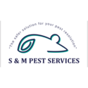 S and M Pest Services - MA Logo