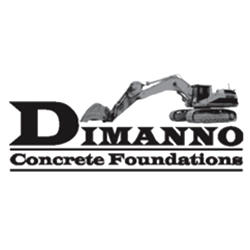 DiManno Concrete Foundations Logo