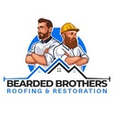 Bearded Brothers Roofing & Restoration Logo