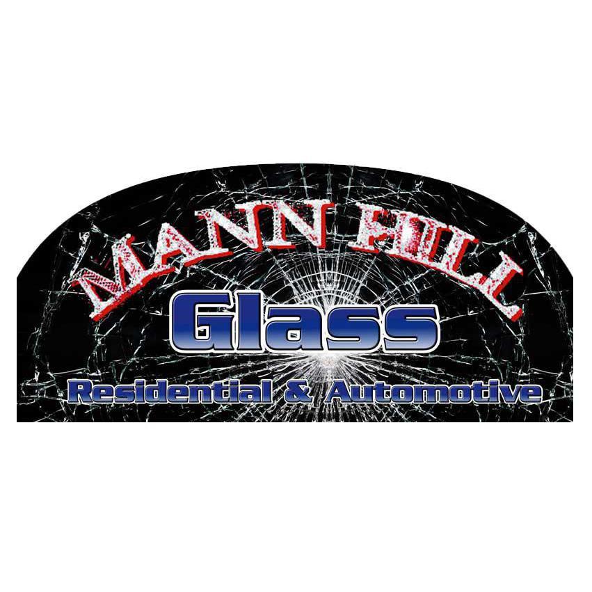 Mann Hill Glass Logo