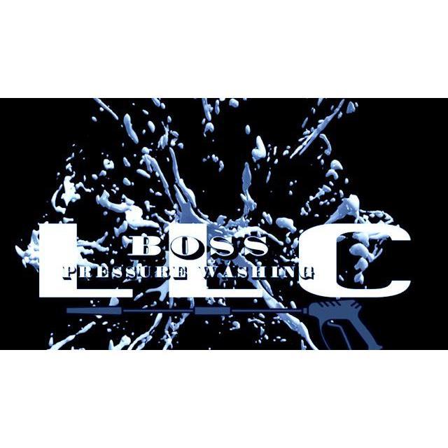 Boss Pressure Washing LLC. Logo