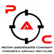 Pelton Aggregates Company Logo