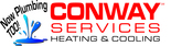 9106 - Cordova, TN (Conway Services HVAC) Logo