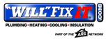 9133 - San Antonio, TX (Will Fix It HVAC) Logo