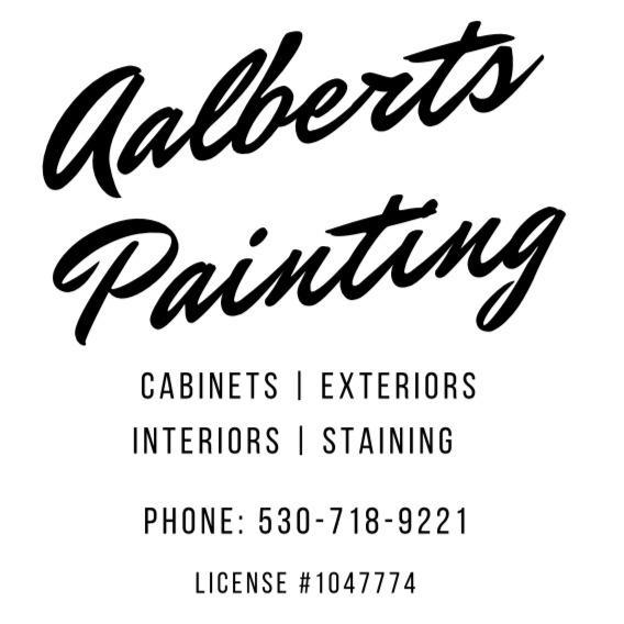 Aalbert's Painting Logo