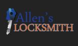 Allen's Locksmith Logo