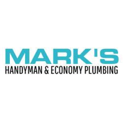 Mark's Handyman & Economy Plumbing Logo