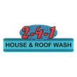 2 -4-1 House and Roof Wash Logo
