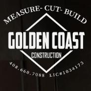 Golden Coast Construction Logo