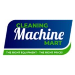 Cleaning Machine Mart Logo