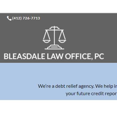 Bankruptcy - Alleghany Logo