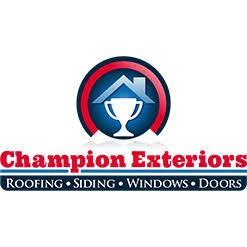 Champion Exteriors Logo