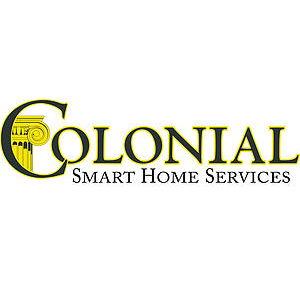Colonial Smart Home Services Logo