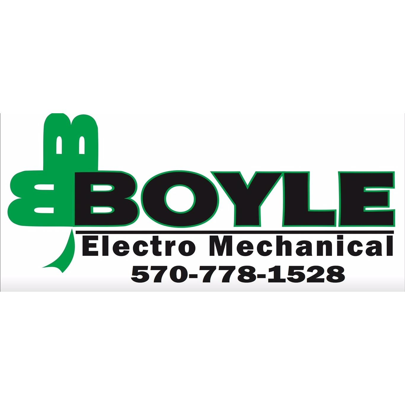 Boyle Electro Mechanical Logo