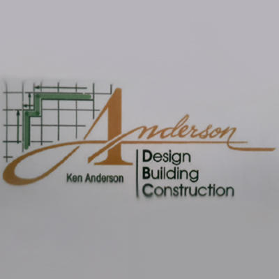 Anderson Design Building Construction Logo