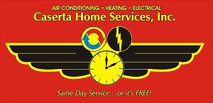 Caserta Home Services Inc - 99555 Logo