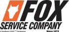Fox Heating & Air- HVAC* Logo