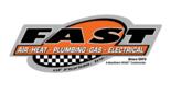 Fast of Florida- HVAC* Logo